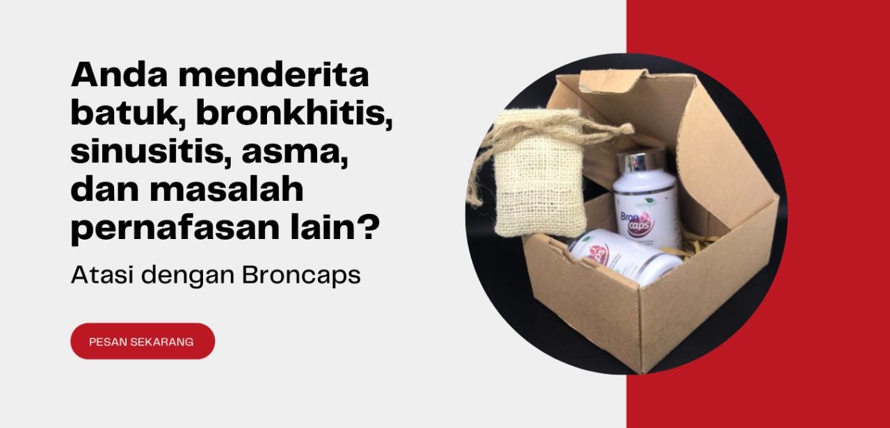 Broncaps